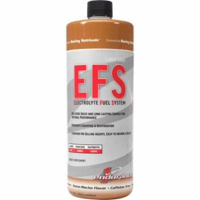First Endurance EFS Liquid Shot: Kona-Mocha 32oz