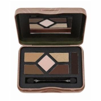 (6 Pack) LA Girl Inspiring Eyeshadow Palette - Naturally Beautiful