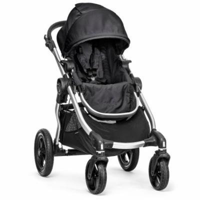 Baby Jogger City Select Single - Silver Frame - Onyx