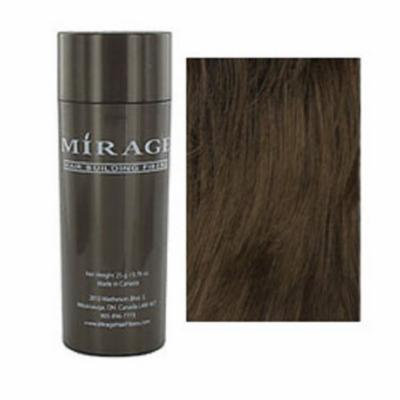 Mirage Hair Building Fibers, 25g / 0.78 oz., Light Brown