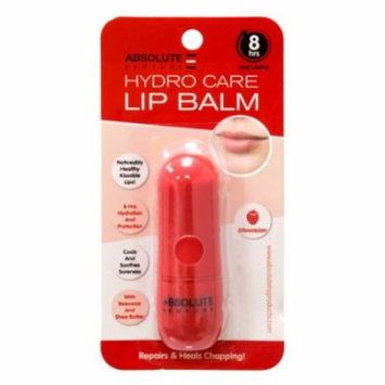 (3 Pack) ABSOLUTE Hydro Care Lip Balm - Strawberry
