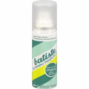 Batiste Clean & Classic Original Dry Shampoo, 1.6 fl oz