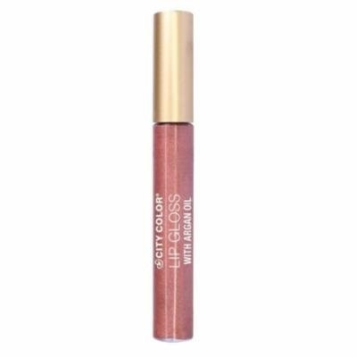 CITY COLOR Lip Gloss With Argan Oil - Queen Bee