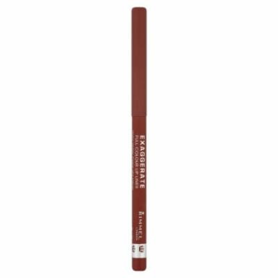 (3 Pack) RIMMEL LONDON Exaggerate Full Colour Lip Liner - Addiction