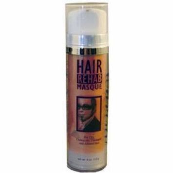 Curlisto Systems Hair Rehab Masque, 4 fl. oz.