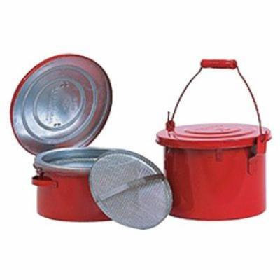 Eagle Bench & Daub Cans - 6 qt. safety bench can