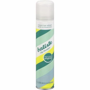 Batiste Clean & Classic Original Dry Shampoo, 6.73 fl oz