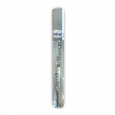 (3 Pack) WET N WILD Diamond Brilliance Moisturizing Lip Sheen - Iced Out