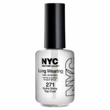 NYC Long Wearing Nail Enamel - Extra Shiny Top Coat