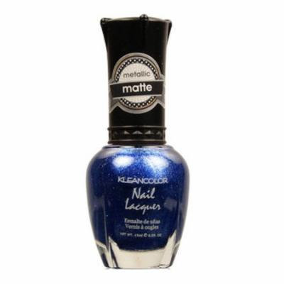 (6 Pack) KLEANCOLOR Matte Nail Lacquer - My My Sapphire