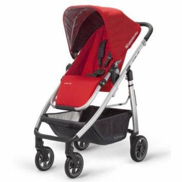 UppaBaby Cruz Stroller - Denny (Red/Silver)