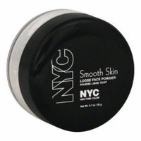 (6 Pack) NYC Smooth Skin Loose Face Powder - Naturally Beige