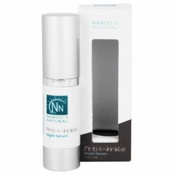 Nardo's Natural - Anti-Wrinkle Night Serum - 0.5 oz.