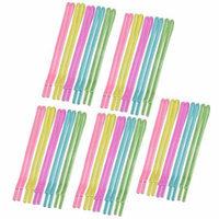 Women Hairstyle Metal 5 Colors Bobby Pin Hair Clips 50 Pieces