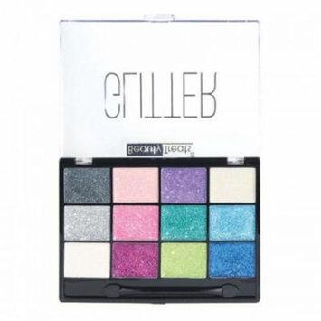 (6 Pack) BEAUTY TREATS Sparkle Glitter Palette 1