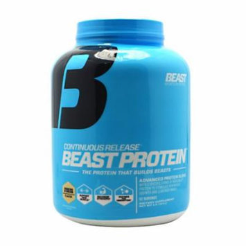 Beast Sports Nutrition Beast Protein, Cookies & Cream, 4 lb (1814 g)