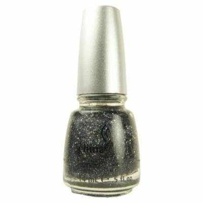 CHINA GLAZE Glitter Nail Lacquer with Nail Hardner - Some Like It Haute (DC)