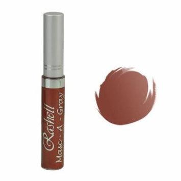 (6 Pack) RASHELL Masc-A-Gray Hair Color Mascara - Auburn