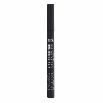 NYC High Definition Liquid Eyeliner - Extra Black