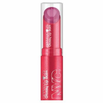 (3 Pack) NYC Applelicious Glossy Lip Balm - Apple Blueberry Pie (DC)