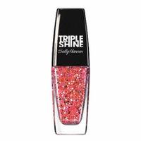 (6 Pack) SALLY HANSEN Triple Shine Nail Polish - Twinkled Pink