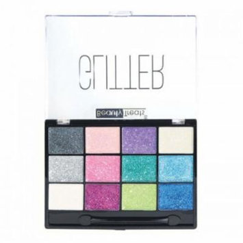 (3 Pack) BEAUTY TREATS Sparkle Glitter Palette 1