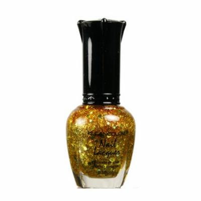(6 Pack) KLEANCOLOR Nail Lacquer 4 - Gold Caviar
