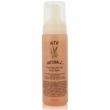 Hydratherma Naturals Foaming Sea Silk Curly Styler, 7.5 oz.