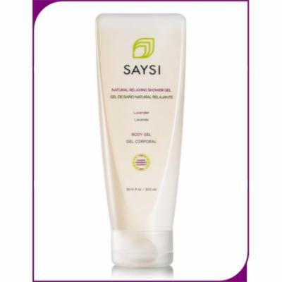 Saysi PIEL000054 Natural Relaxing Shower Gel