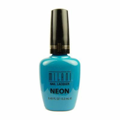 (3 Pack) MILANI Neon Nail Lacquer - Dude Blue
