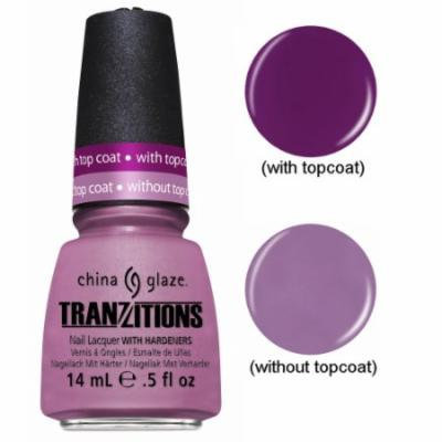 CHINA GLAZE Nail Lacquer - Tranzitions - Split Perso-nail-ty