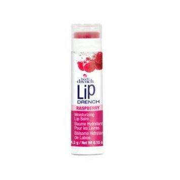 (6 Pack) BODY DRENCH Moisturizing Fruity Lip Balms - Raspberry