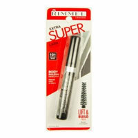 (3 Pack) RIMMEL LONDON Extra Super Lash Mascara - Black
