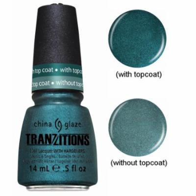 (6 Pack) CHINA GLAZE Nail Lacquer - Tranzitions - Altered Reality