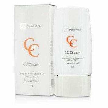 Dermaheal CC Cream - Natural Beige, 1.76 oz.