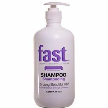 Nisim F.A.S.T Shampoo - Sulfate Free, 33 fl. oz.