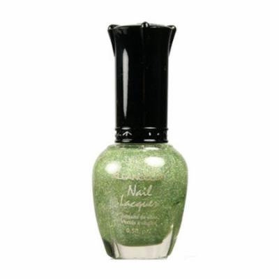(6 Pack) KLEANCOLOR Nail Lacquer 3 - Holo Green