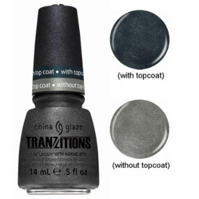 (6 Pack) CHINA GLAZE Nail Lacquer - Tranzitions - Metallic Metamorphosis