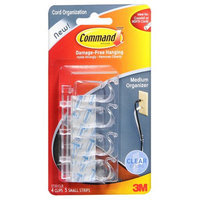 Command Medium Cord Organizer Clips