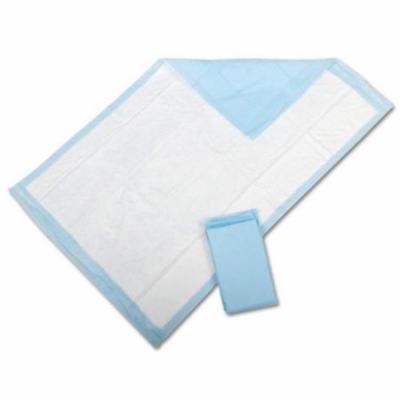 Protection Plus Disposable Underpads, Blue, 30