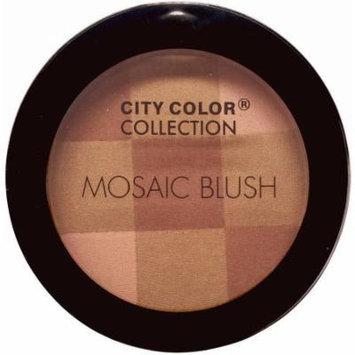 City Color Collection Mosaic Blush