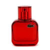 Lacoste Eau De Lacoste L.12.12 Rouge Eau De Toilette Spray For Men
