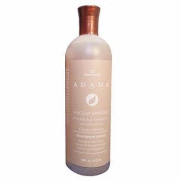 Adama Minerals Hydrating Shampoo Zion Health 16 oz Liquid