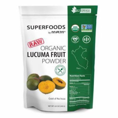 Super Foods - Raw Organic Lucuma Fruit MRM (Metabolic Response Modifiers) 8.5 oz Powder