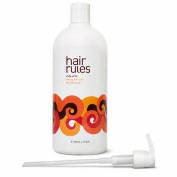 Hair Rules Curly Whip, 32 fl. oz.