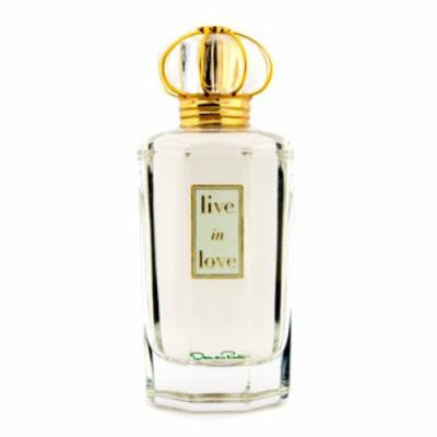 Oscar De La Renta Live In Love Eau De Parfum Spray For Women