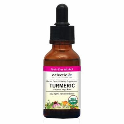 Turmeric Extract Eclectic Institute 1 oz Liquid