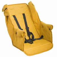 Caboose Rear Seat - Amber