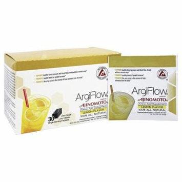 AjiPure - ArgiFlow 100% All Natural Amino Acid Supplement Lemon Flavor - 30 Packet(s)
