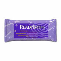 ReadyBath LUXE Total Body Cleansing Heavyweight Washcloths - Non-Antibacterial, Scented - 24 Pack / Case